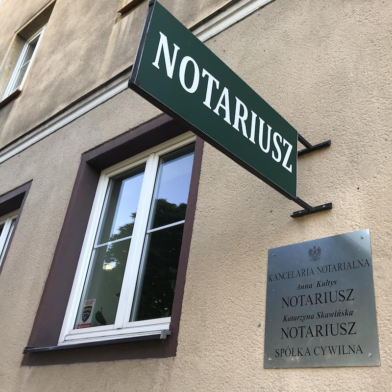 Notariusz Radom - kancelaria Anny Kultys i Katarzyny Skawińskiej